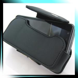 RIX 携帯用ケース フラット マグネット式 ポリウレタン素材 ブラ|fubuki