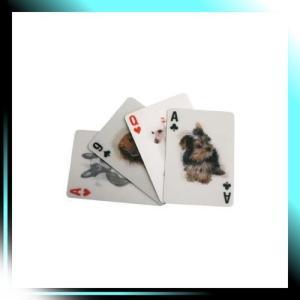KIKKERLAND 3D Dog Cards スリーディードッグカード GG40|fubuki