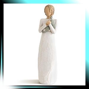 ウィローツリー彫像 |Hero| - 私のあこがれ お別れ 人形 雑貨 置物|fubuki