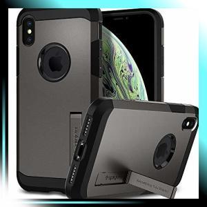 iPhone XS / iPhone X/ガンメタル スマホケース iPhone XS ケー