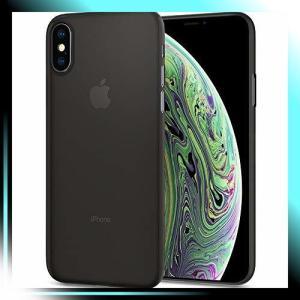 iPhone XS / iPhone X/ブラック スマホケース iPhone XS ケース/|fubuki
