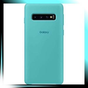 S10/グリーン S10 Silicone Cover/グリーン Galaxy純正 国内正規