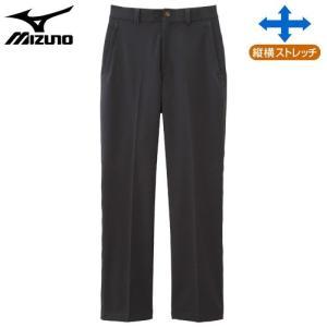 ミズノ(MIZUNO) ドライベクターノンストレスパンツ 女性用 チャコールグレー MB|fudasho0ban
