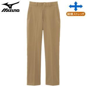 ミズノ(MIZUNO) ドライベクターノンストレスパンツ 女性用 シルバーミンクベージュ S|fudasho0ban