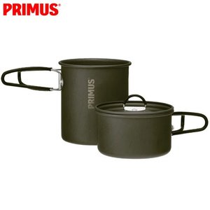 「PRIMUS(プリムス) イージークック・ミニキット」は、IP-110ガスカートリッジとP-115...