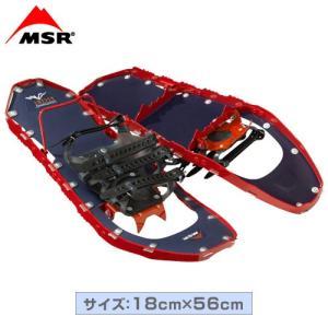 MSR(エムエスアール) スノーシュー ライトニングアッセント 22インチ 女性用|fudasho0ban