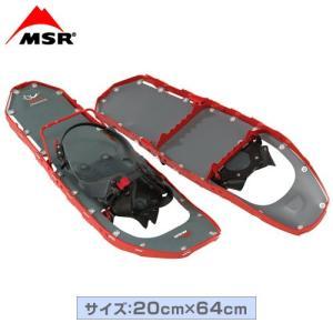 MSR(エムエスアール) スノーシュー ライトニングエキスプローラー 25インチ 男性用|fudasho0ban