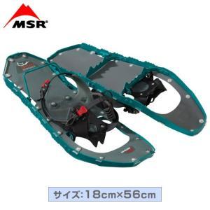 MSR(エムエスアール) スノーシュー ライトニングエキスプローラー 22インチ 女性用|fudasho0ban