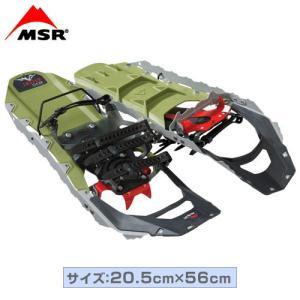MSR(エムエスアール) スノーシュー REVOアッセント 22インチ 男性用|fudasho0ban