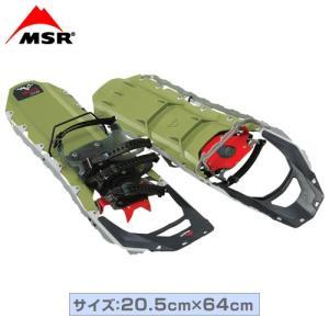 MSR(エムエスアール) スノーシュー REVOアッセント 25インチ 男性用|fudasho0ban