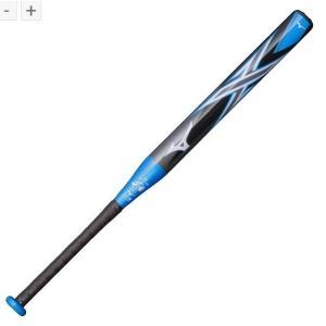【在庫有り!数量限定!】【MIZUNO】ミズノ 限定 ソフトボール用バット X エックス(FRP製/1・2号ボール用) 1CJFS61578 0521