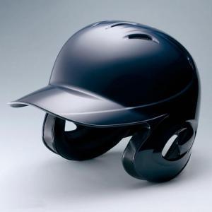 【MIZUNO】ミズノ ヘルメット(軟式用)両耳付打者用 1DJHR10114