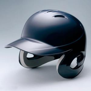【MIZUNO】ミズノ ヘルメット(少年軟式用)両耳付打者用 1DJHY10214