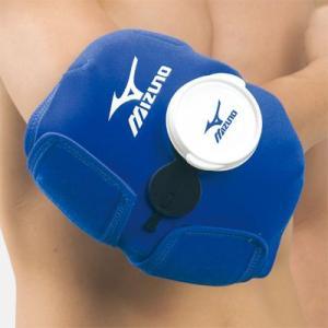 【MIZUNO】ミズノ アイシングサポーター(膝・肘兼用) 2ZA2510|fudou-sp