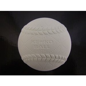 【ナガセケンコー】・【トップインターナショナル】軟式野球公認ボール(試合球) A号1個売り|fudou-sp