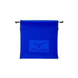 【MIZUNO】ミズノ マルチニット袋 ブルー fudou-sp