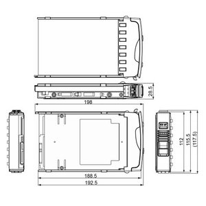 WJ-HDU41S ハードディスクユニット(WJ-NX400K用) 4TB|fuel-yonashin