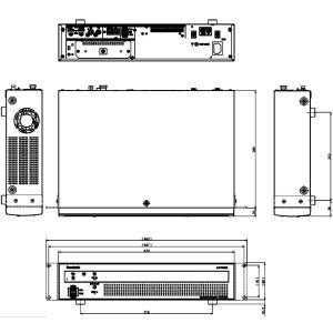 WJ-NX200/2 ネットワークディスクレコーダー 2TB(1TBx2)|fuel-yonashin