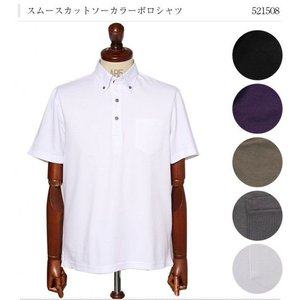 【FIDATO】スムースカットソーポロシャツ|fuerzajapan