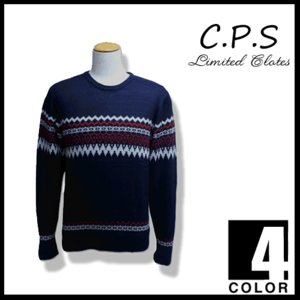 C.P.S ノルディックセーター|fuerzajapan