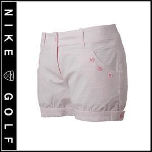 【Nike Golf】ナイキゴルフレディースシアサッカー ショーティーショート|fuerzajapan