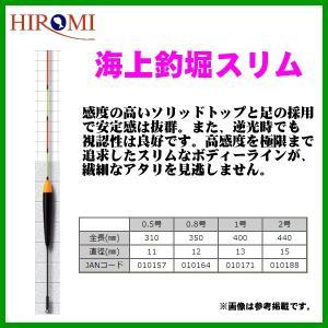 送料無料  ヒロミ産業  海上釣堀スリム  0.8号  ( 定形外可 )|fuga0223