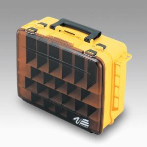 明邦   VS-3080  イエロー  タックルボックス|fuga0223