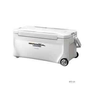 ≪新商品!≫ シマノ スペーザ リミテッド 350 HC-135M ホワイト キャスター付|fugashop2