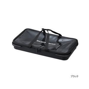 ≪'17年3月新商品!≫ シマノ ハードインナートレー BK-039Q ブラック 27L|fugashop2