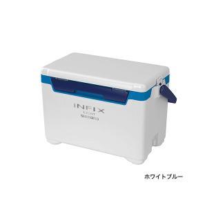 ≪'17年6月新商品!≫ シマノ インフィクス ライト 270 LI-027Q ホワイトブルー 27L|fugashop2