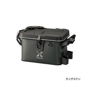 ≪'17年9月新商品!≫ シマノ XEFO タックルバッグ BK-201Q タングステン 27L|fugashop2