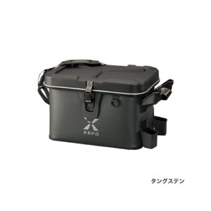 ≪'17年9月新商品!≫ シマノ XEFO タックルバッグ BK-201Q タングステン 32L [9月発売予定/ご予約受付中]|fugashop2