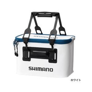 ≪'17年9月新商品!≫ シマノ バッカンEV BK-016Q ホワイト 36cm|fugashop2