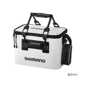 ≪'17年9月新商品!≫ シマノ フィッシュバッカンEV BK-026Q ホワイト 40cm|fugashop2