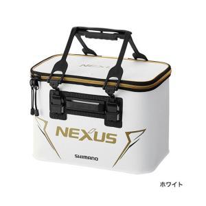 ≪'18年3月新商品!≫ シマノ バッカン EX (ハードタイプ) BK-114R ホワイト 36cm|fugashop2