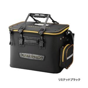 ≪'18年9月新商品!≫ シマノ フィッシュバッカン リミテッド プロ(ハードタイプ) BK-121R リミテッドブラック 45cm|fugashop2