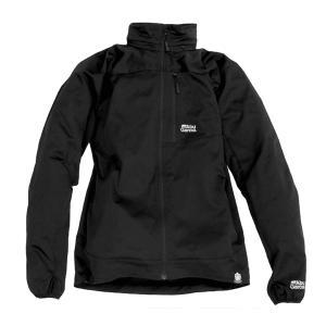 ≪'17年6月新商品!≫ アブガルシア ウォーターレジスタント ジャケット ブラック Mサイズ|fugashop2