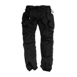 ≪'17年6月新商品!≫ アブガルシア ウォーターレジスタント パンツ ブラック Lサイズ|fugashop2