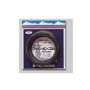 第一精工 手作りクッションゴム徳用型 4mm×6m|fugashop2