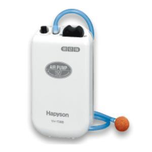 ハピソン 乾電池式エアーポンプ YH-708B (単1電池2個用)|fugashop2