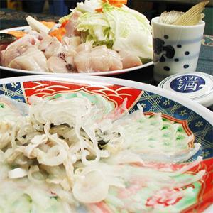 活き〆とらふぐ満足セット【国産】|fugu