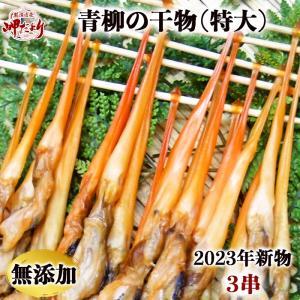 【愛知県産】姫貝(青柳の干物)3串|fugu