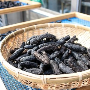 お徳用 乾燥 干しなまこキズ有り1kg 愛知県産|fugu|05