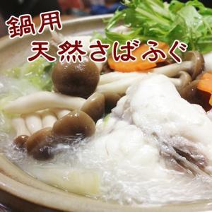 【愛知県産】鍋用天然さばふぐ(3〜4人前)|fugu