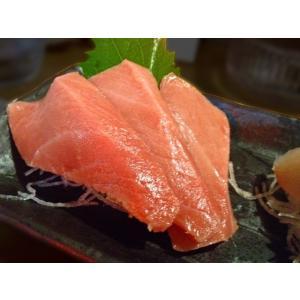 業務用 バチ鮪 中トロ サク 2kg まぐろ マグロ お刺身 生食 冷凍 ちゅうとろ 脂|fuji-s