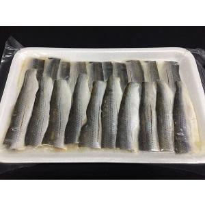 〆こはだフィレ 8g×20枚入れ カット済みで包丁いらず スライス 寿司ネタ 鮨 お刺身 おさしみ 海鮮丼|fuji-s