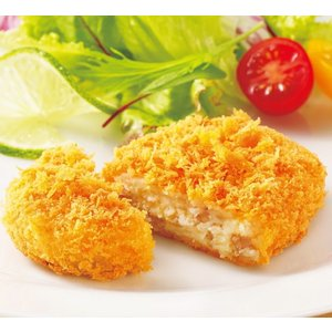 業務用 冷凍 ニチレイ 衣がサクサク コロッケ 牛肉入り 70g×20個 揚げ物 惣菜 お弁当 おかず|fuji-s