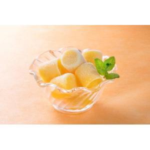 業務用 冷凍 ひとくちジェラートアイスボール マンゴー味 9mlが50粒入り 檬果 まんごー 菴摩羅 氷菓 ギフト アイスクリーム お中元 父の日 母の日 プレゼント|fuji-s