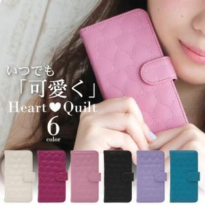 各機種対応 iPhone6 iPhone6plus SHL25 SOL26 SO-01G so01g HTL23 F06F @ ハートキルト 手帳型 FJ6085 F SH SO