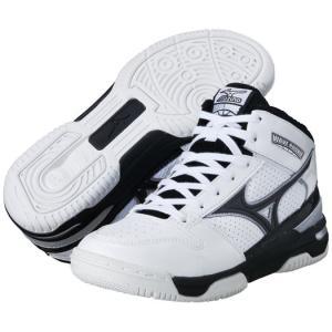 (お買い得)バスケットボールシューズ ミズノ ウェーブルーキーBB3 WAVE ROOKIE BB3 ジュニア fuji-spo-big5